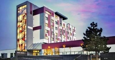 Hotel Uzdrowiskowy Minerál