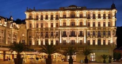 Grand Hotel Pupp *****