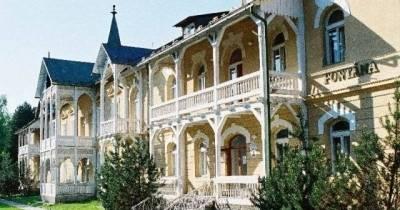Dom Zdrojowy Fontanna **